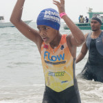 Rainbow Cup and National Triathlon Championships 2015, held at Turtle Beach, Tobago, organised by the Rainbow Warriors Triathlon Club. June 13th, 2015.
