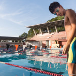 Swimming time trials, arranged by the Trinidad and Tobago Triathlon Federation, and held at Flying Fish Swim Club Swimming Pool. November 14th, 2015.