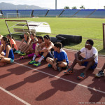 The Trinidad and Tobago Triathlon Federation hosts a Triathlon Vacation Camp during the December holidays of 2015. Coaching sessions, with guest coaches from outside Trinidad and Tobago, were included on all three aspects of triathlon; swimming, cycling, and running, as well as the 'soft skills' of triathlon, such as mental focus and the psychology of racing. December 13th, 2015.