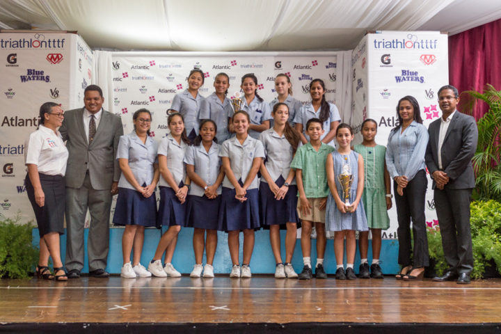 The primary and secondary schools awards function for the - St joseph convent port of spain trinidad ...