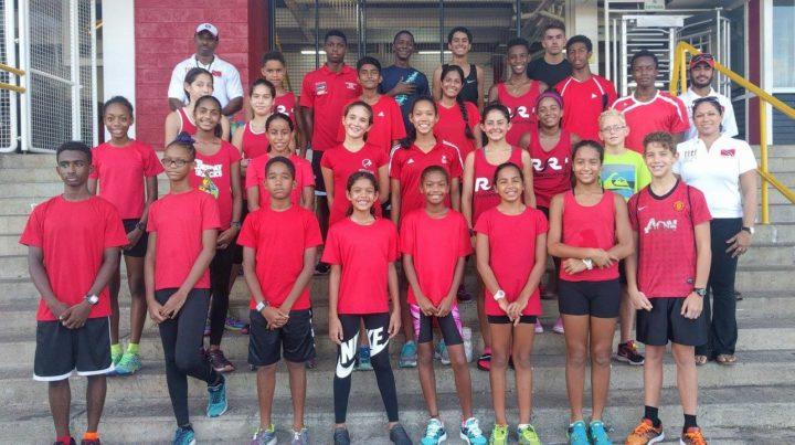 <h1>National Triathlon Team for CARIFTA</h1>